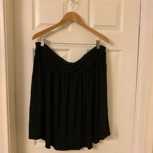 Lane Bryant | Skater Skirt | Black | 18/20